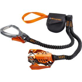 Skylotec Rider 3.0-R Via Ferrata Set, zwart/oranje